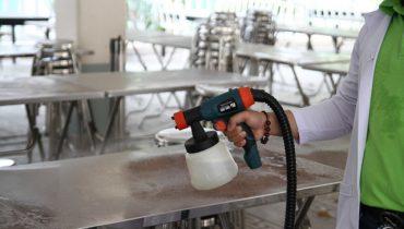 Công ty phun thuốc diệt khuẩn, khử trùng Corona cho Trường Học