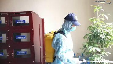 Top 7 Dịch vụ phun thuốc khử trùng nhà cửa diệt Corona TpHCM