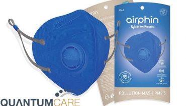 Khẩu trang Airphin dùng được bao lâu, có giặt được không?
