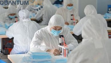 Xưởng nhận gia công khẩu trang y tế số lượng lớn TpHCM