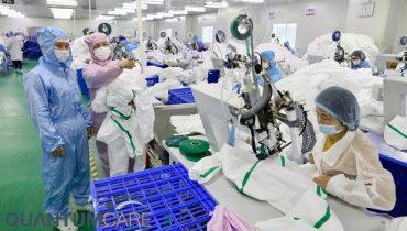 10 xưởng may quần áo bảo hộ y tế tốt nhất tại TpHCM 2020